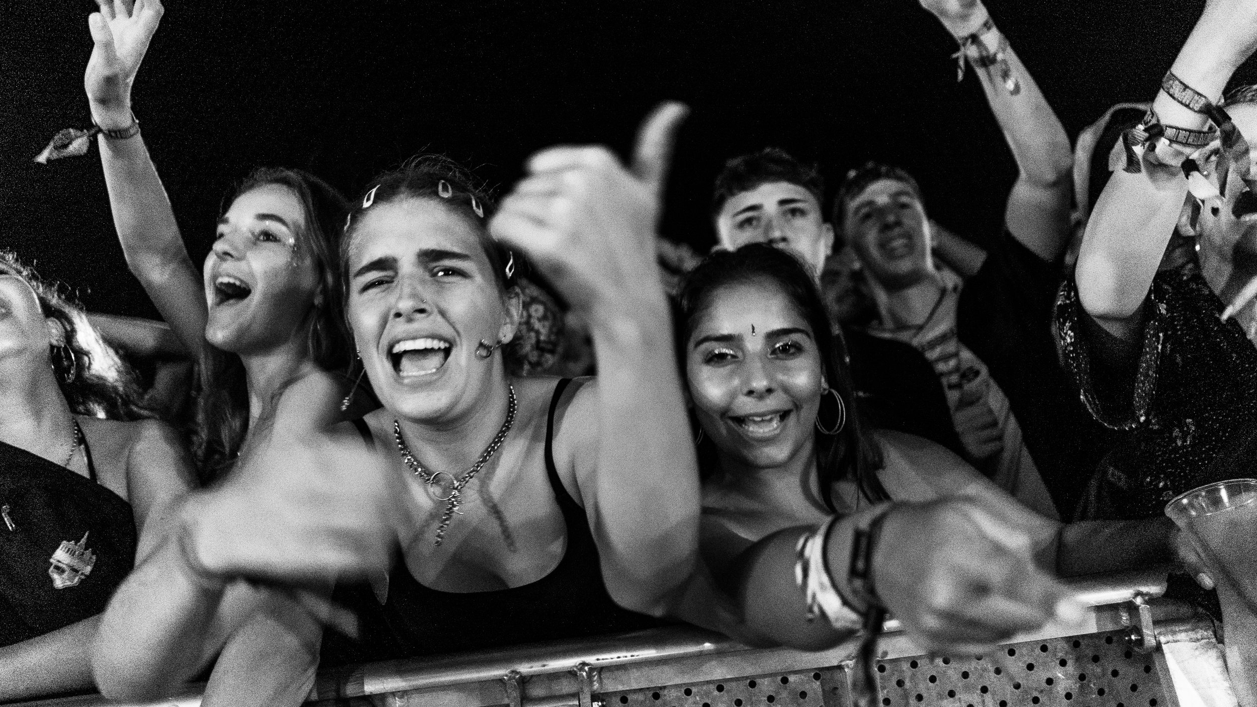 Outlook Festival 2018 by Callum Chaplin