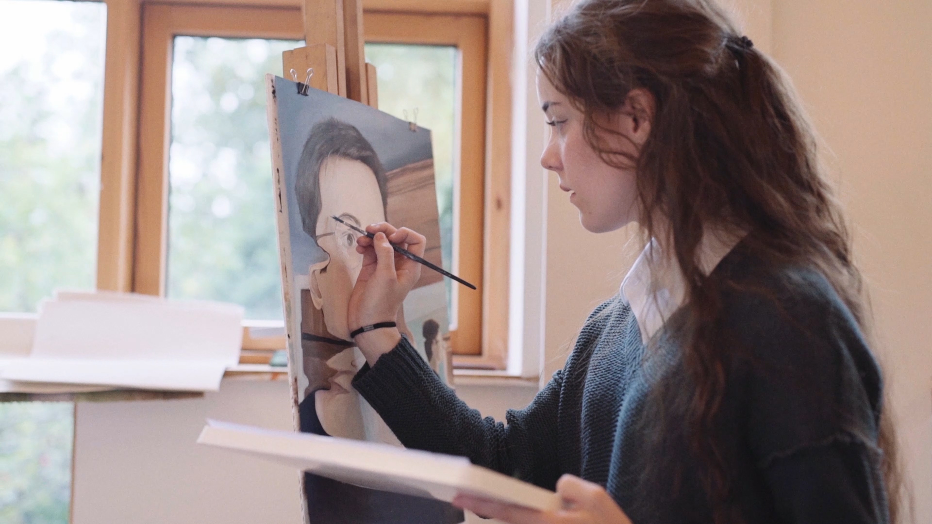 Dean Close Hidden Talents Series - ART -