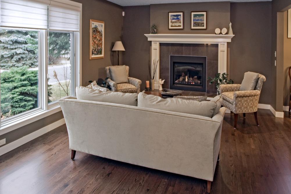 Living Area Renovation