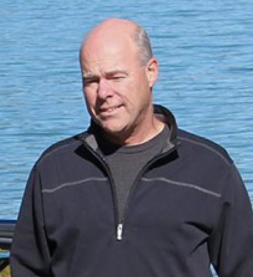 Garth McDaniel, the owner of Allenbrook Custom Homes