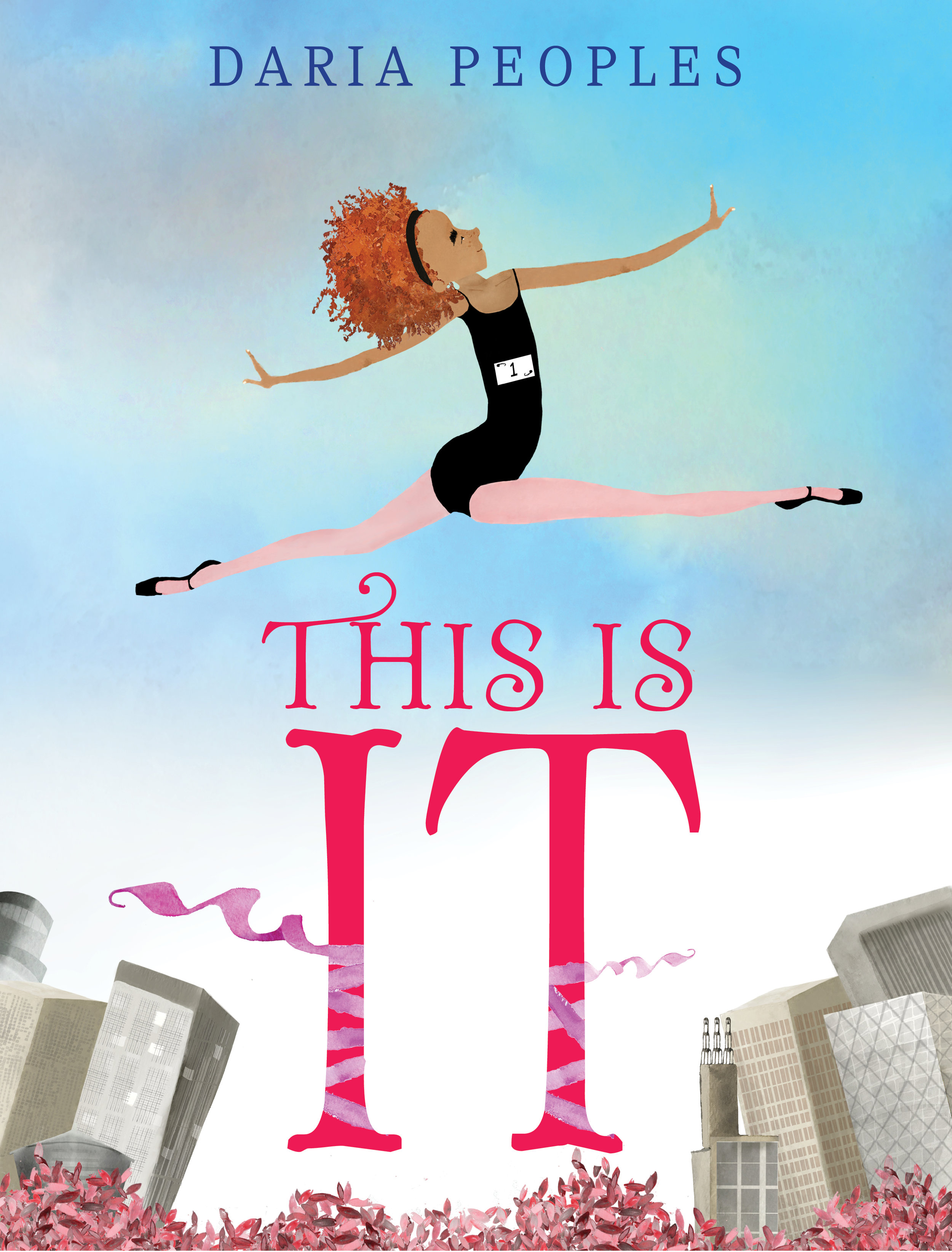 """★""""This well-crafted book celebrates the joy of dance and shows a girl gaining confidence in herself—an important message for all children.""""— School Library Journal  (starred)"""