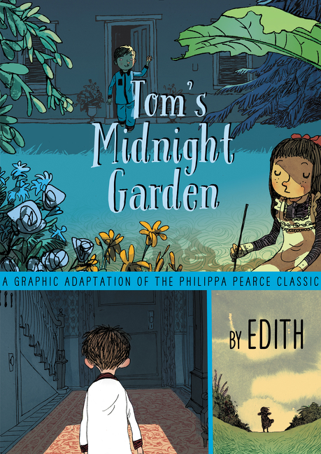 """★""""This gorgeously rendered adaptation of a classic work of children's literature adeptly brings to life Pearce's descriptive language. ...A must-purchase.""""— School Library Journal  (starred)"""