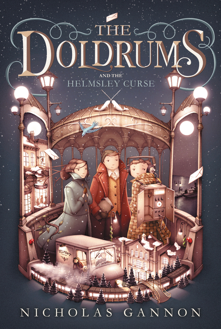"""""""The Doldrums are back with another fast-paced and quirky adventure. ..Fans of idiosyncratic fantasies, as well as the first book, will enjoy this treat.""""— School Library Journal"""