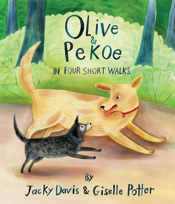 """""""Potter's impressive expressively naïve-style watercolor, ink, and colored-pencil illustrations perfectly nuance author Davis's witty text. . . .this clever design visually and textually summarizes the story's theme of friendship's togetherness. A delight.""""—  Kirkus   (starred review)"""