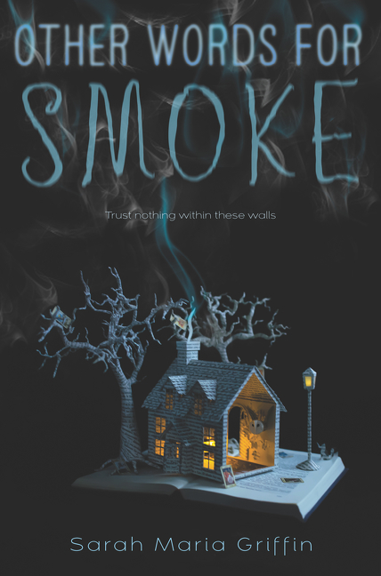 """""""A beautiful novel woven from magic that seeps into your blood and bones and lingers there...Sarah's gorgeous prose will haunt you."""" — Christina Henry, bestselling author of  Alice  and  Lost Boy"""