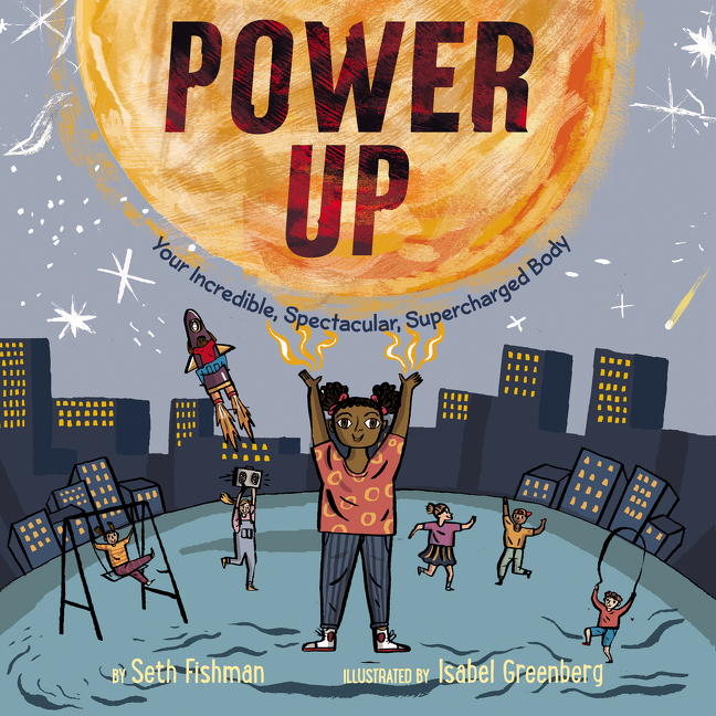 """""""Fishman begins this work with an unbelievable but true statement about how there is enough energy in a person's pinkie finger to power a large city for an entire day. ...A great introduction to human physiology that affirms just how special our bodies are.""""—  School Library Journal"""