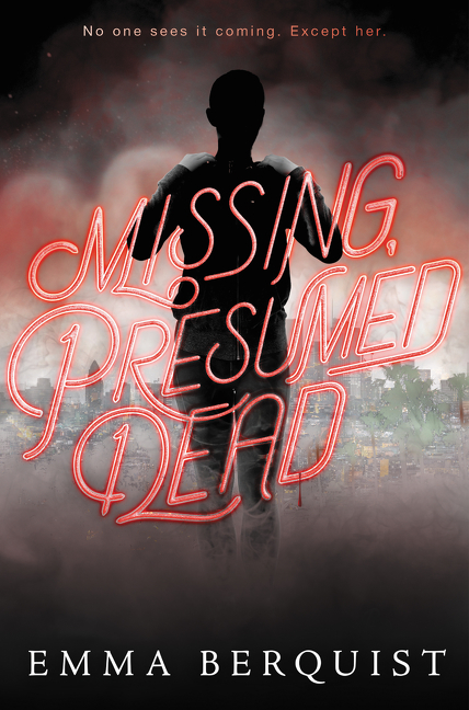 """""""A lonely teen must use her odd powers to track down a killer. . .Lexi and Jane's tentative (and unusual) relationship is sweet. . .Berquist effectively tackles the destructive nature of grief and loneliness.""""—  Kirkus"""