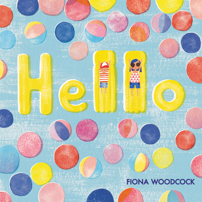 """""""Woodcock's latest picture book works through a simple, elegant format of words that contain and repeat the use of double letters. . . .A fun book for all to fall for! Highly recommended.""""— Booklist  (starred review)"""