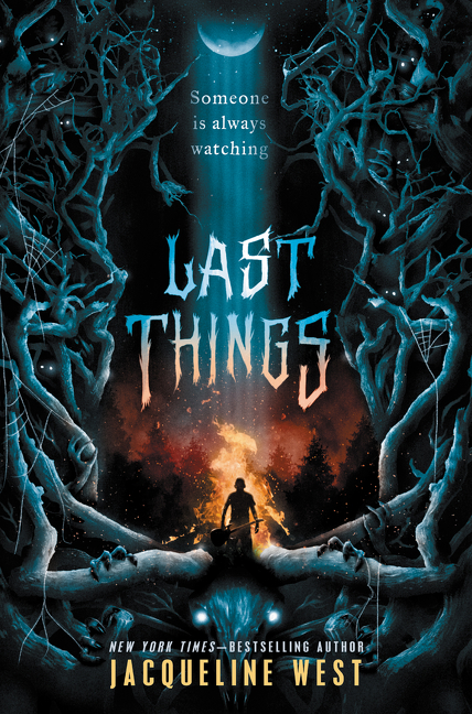 """""""West has an eerie way with words, an uncanny ability to conjure the perfect image. Last Things is at once poetic and urgent, evocative and authentic, everything I love in a book.""""— Victoria Schwab, author of #1  New York Times  bestseller  This Savage Song"""