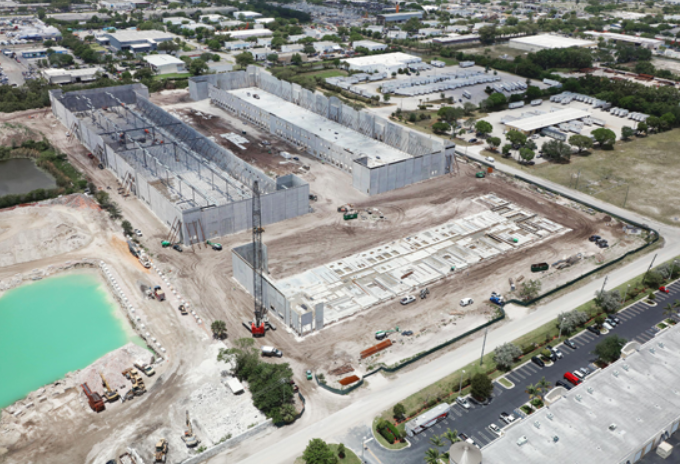 Pompano Center of Commerce Phase II, Building 7 - Pompano, FL