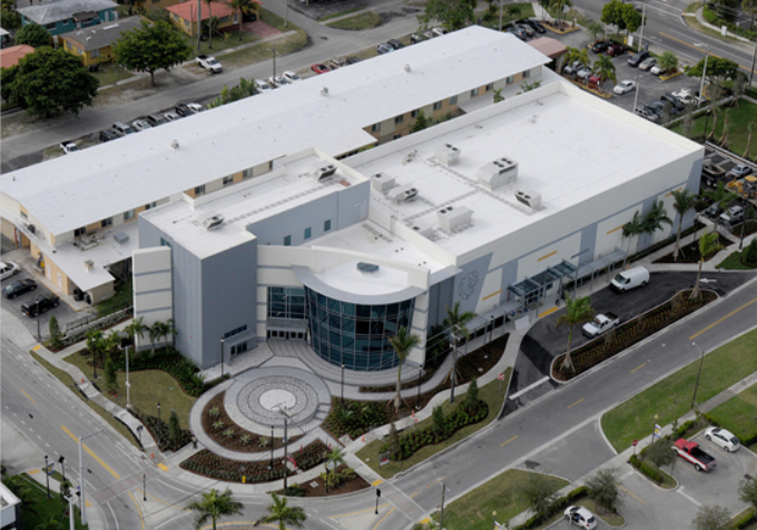 Johnson and Wales Gymnasium - Miami, FL