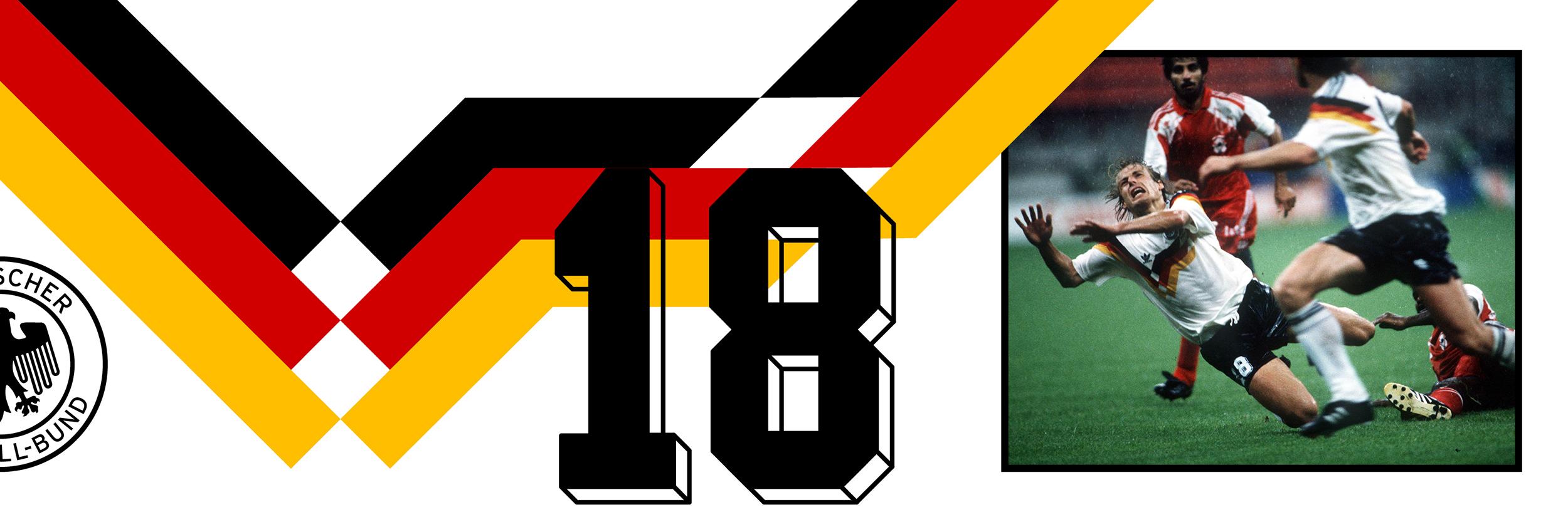 Klinsmann 1990 for Squadrophenia