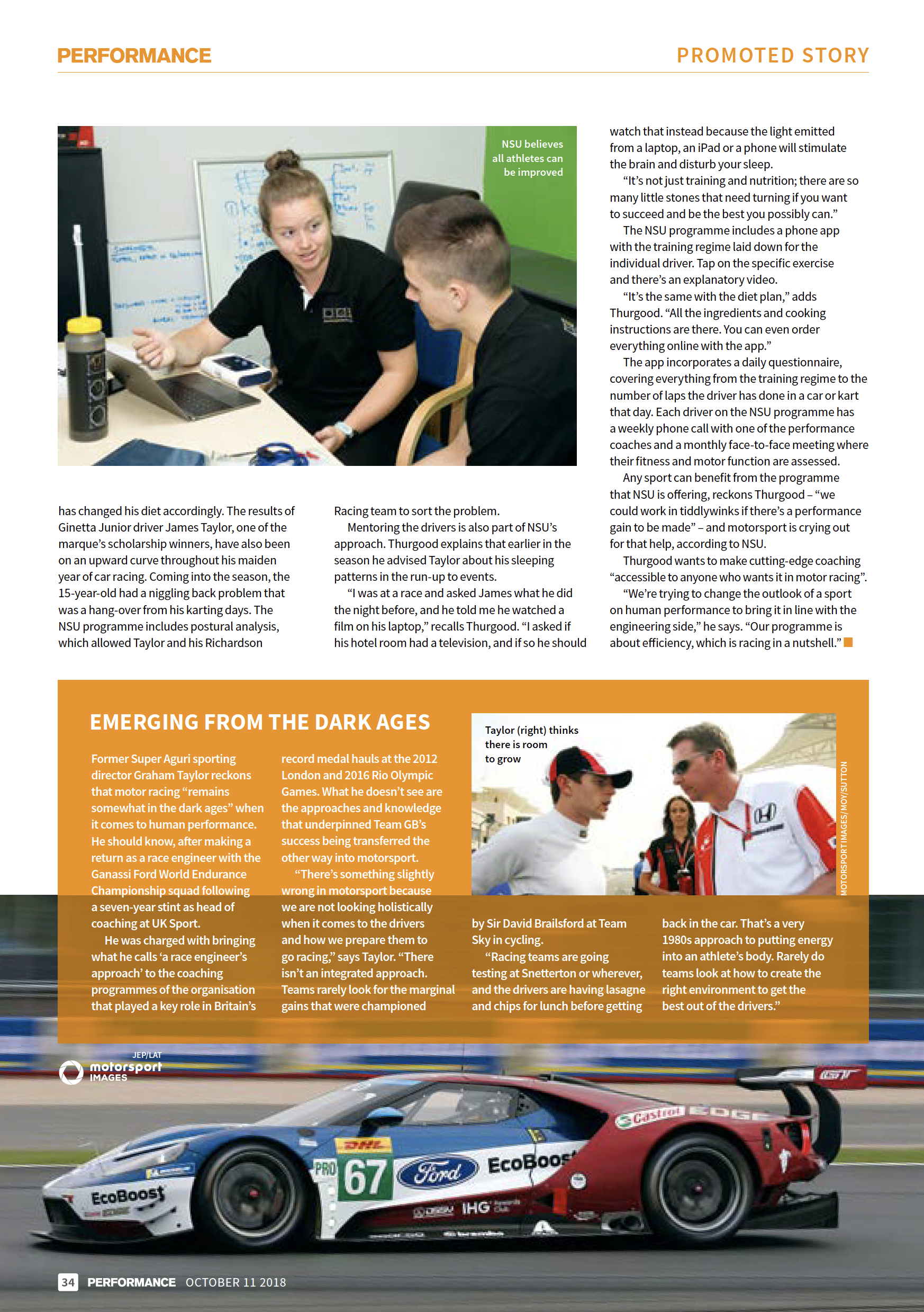 Autosport Article - Page 2