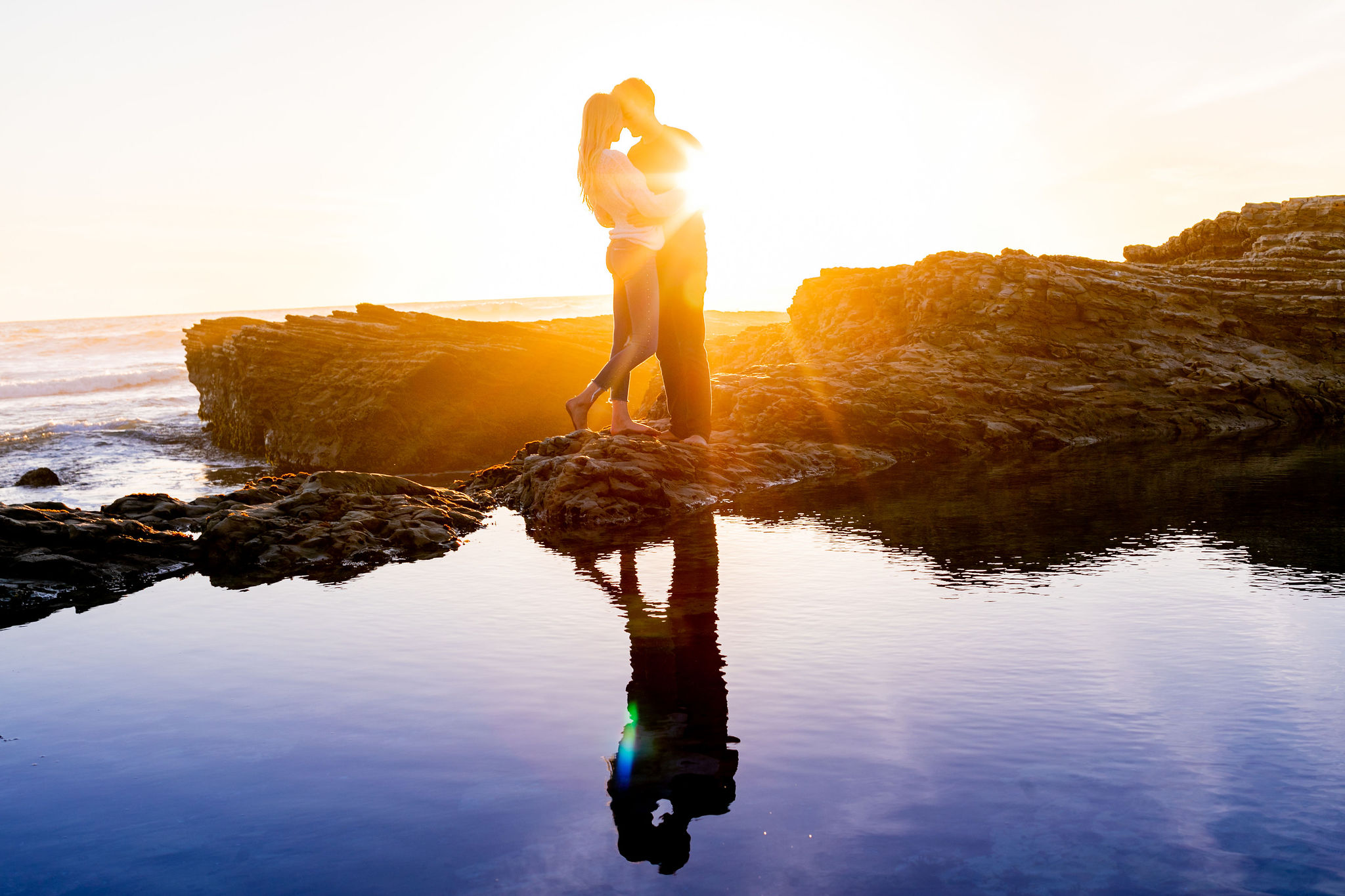 Montana De Oro Engagement - Kylie & Chad