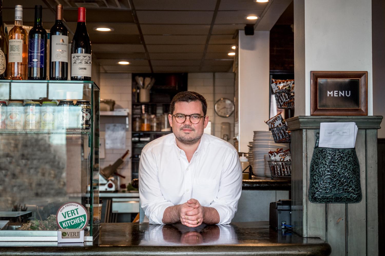 Overt X Vert Kitchen Blog Chef Noah Stephens