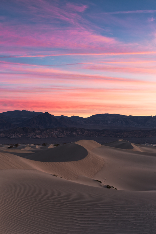 Copy of Sand Dune Sunrise