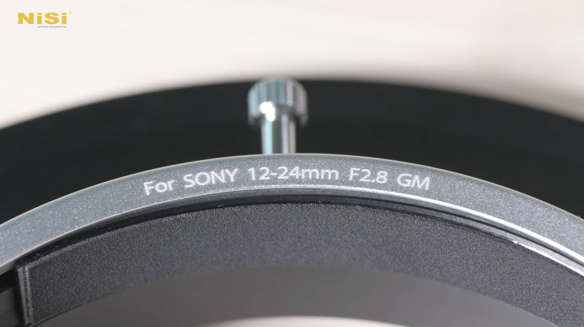 NiSi S6 150mm Filter Holder Adapter Ring for Sony FE 12-24mm f//2.8 GM