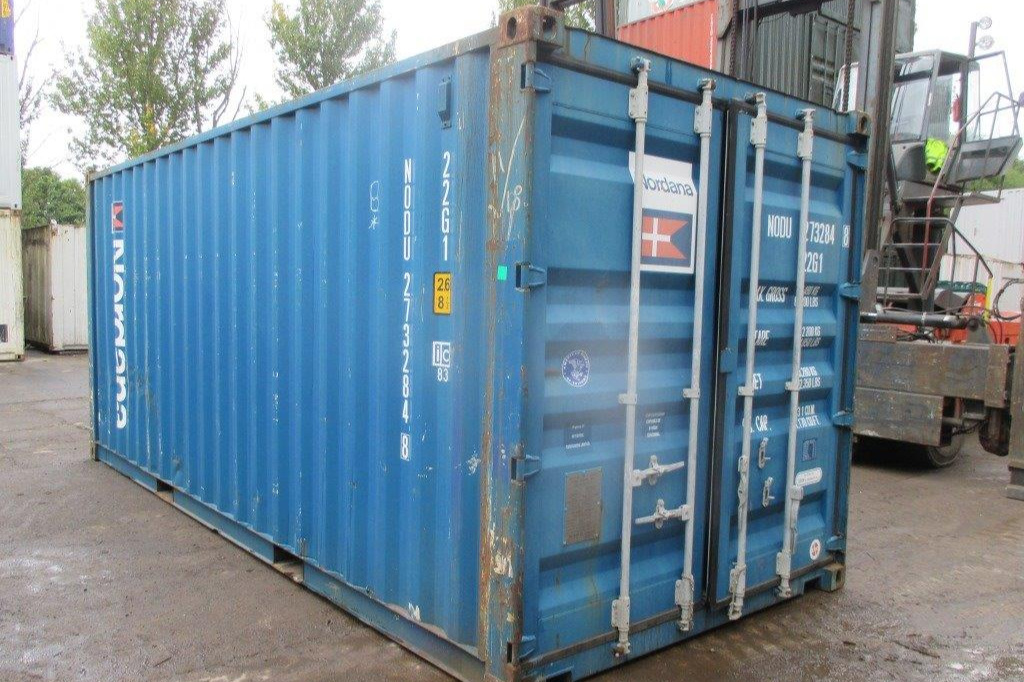 Used & Refurbished Containers -