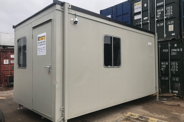 Portable Offices Canteens & Toilets -
