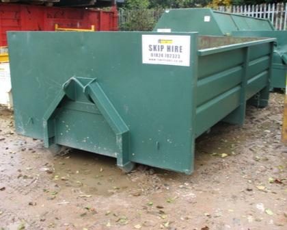5 Ton Open Semi-Bulk Skip