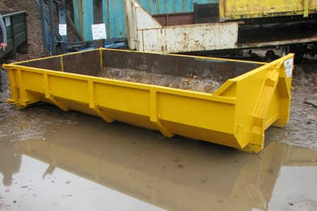 6 Ton Low Sided Skip