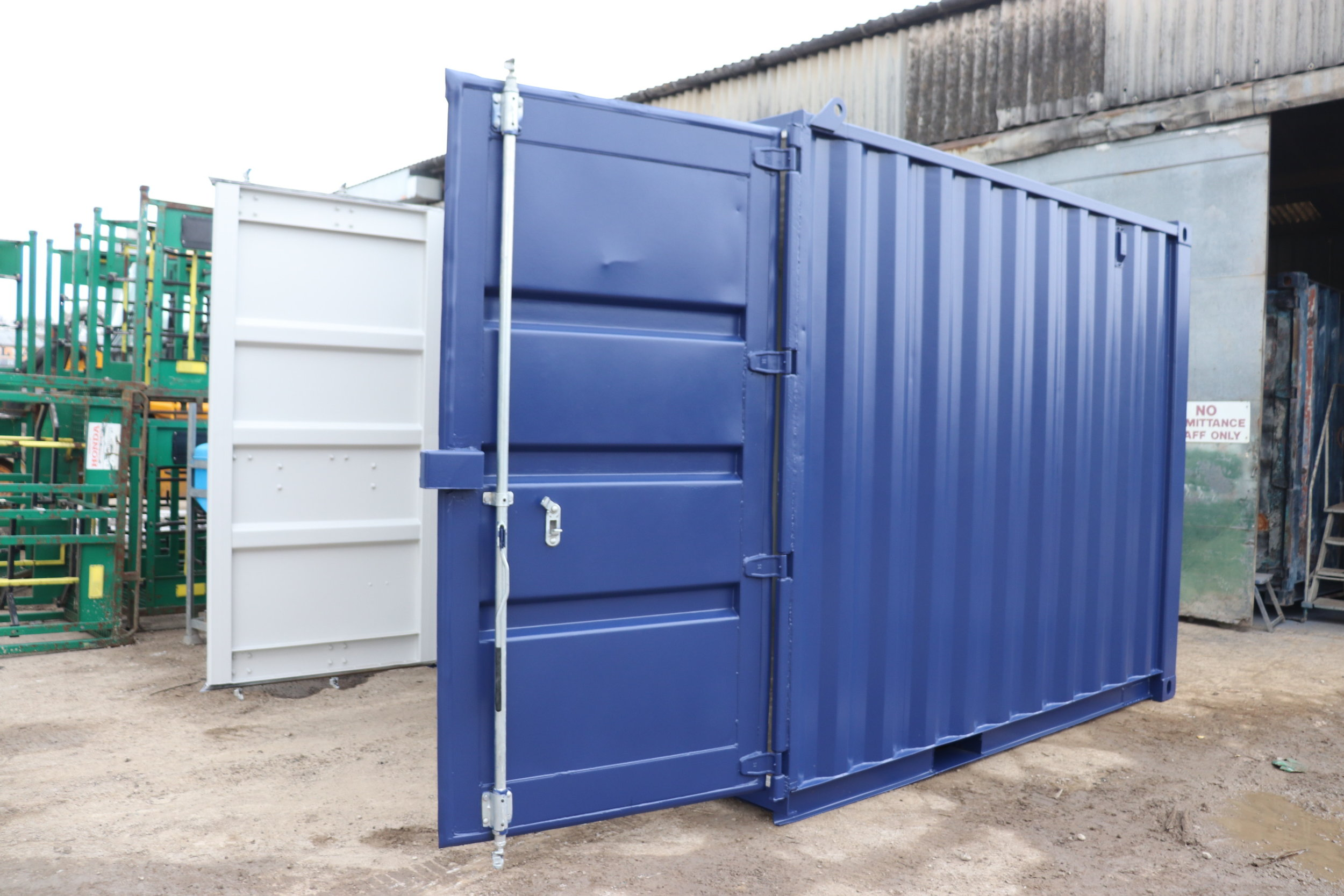 Containers Made To Order in any Size & Colour -