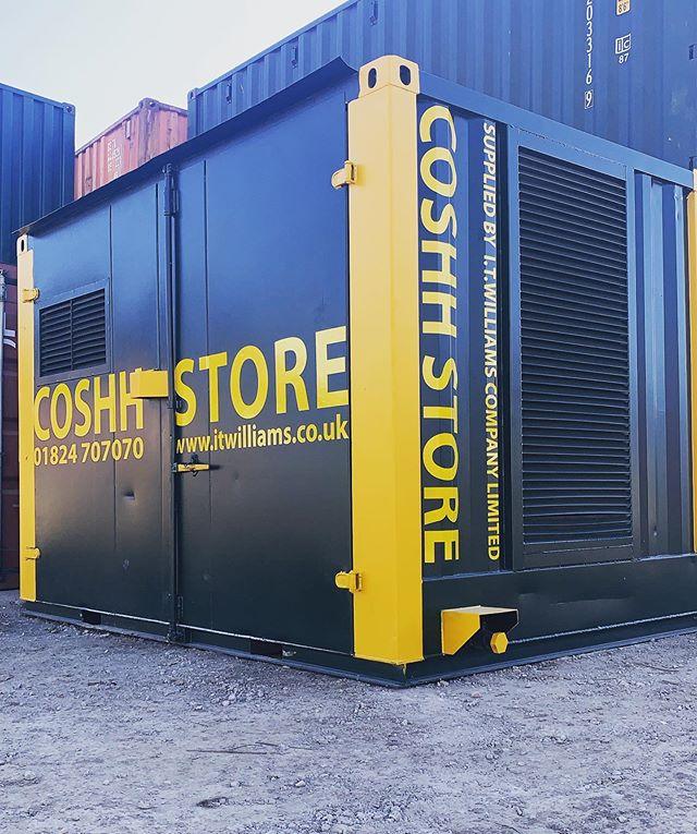 #coshhstore #coshhcontainer #fuelstore #civilengineering #civils #container #dieselstore #agrochem #coshh #paintstore #paintcontainer