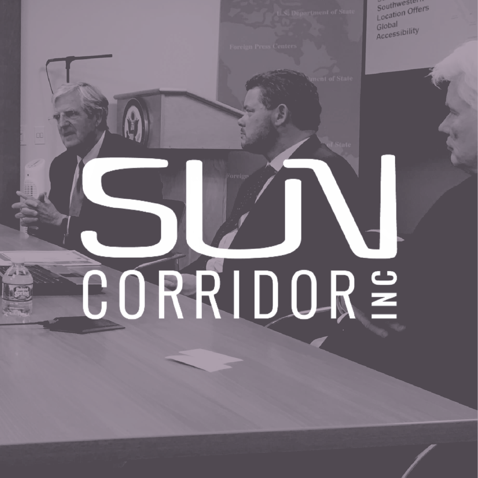 View Sun Corridor Showcase