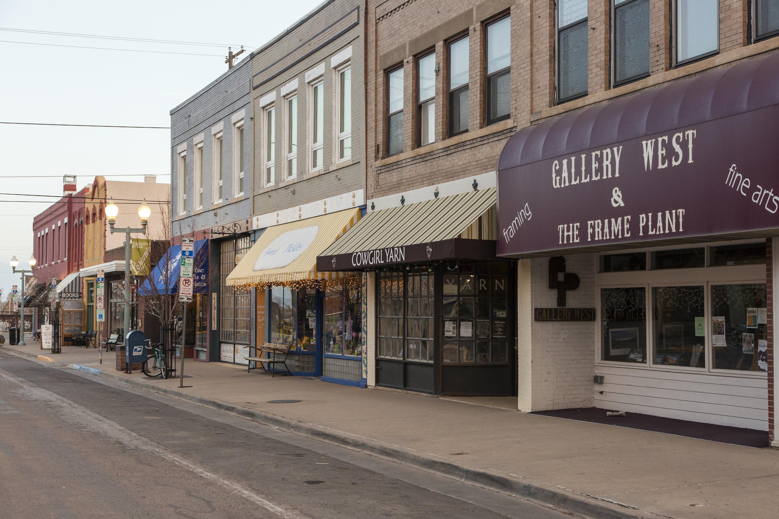 Laramie Main Street
