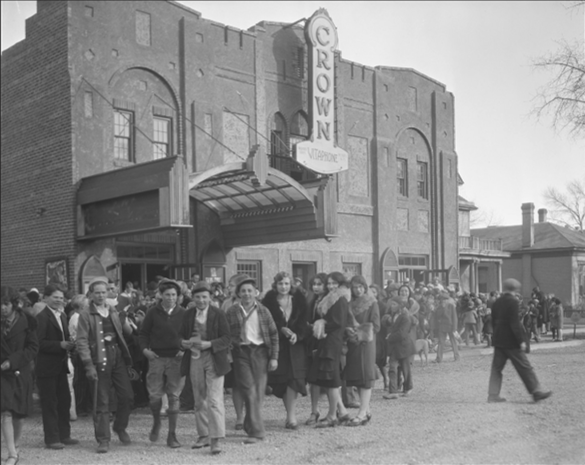 Crown Theatre, 1931, Ludwig Svenson Collection.png