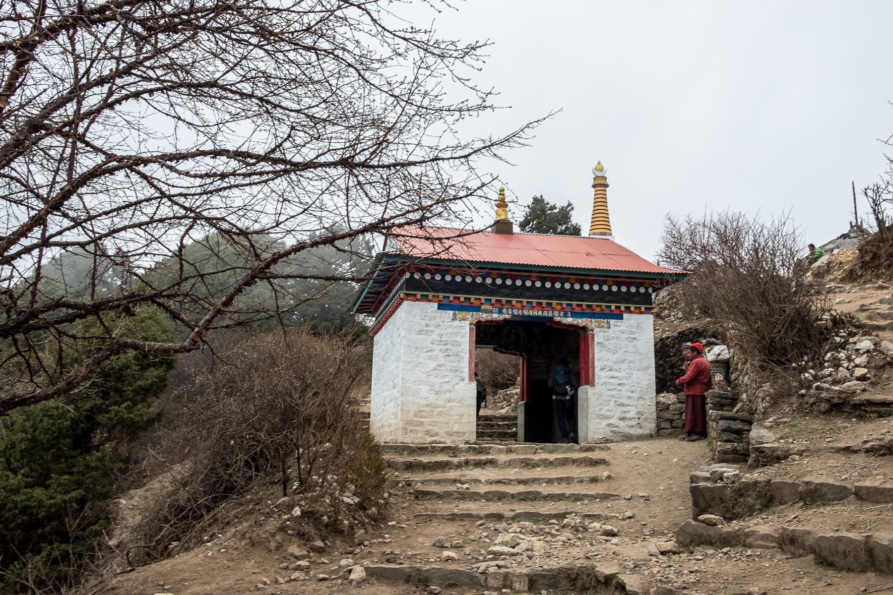 The Kani Gate outside Tengboche, Nepal.