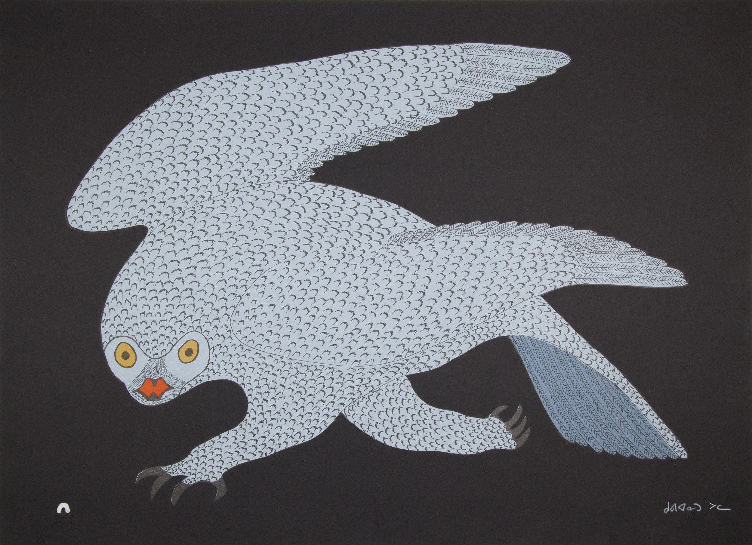 30. STALKING OWL