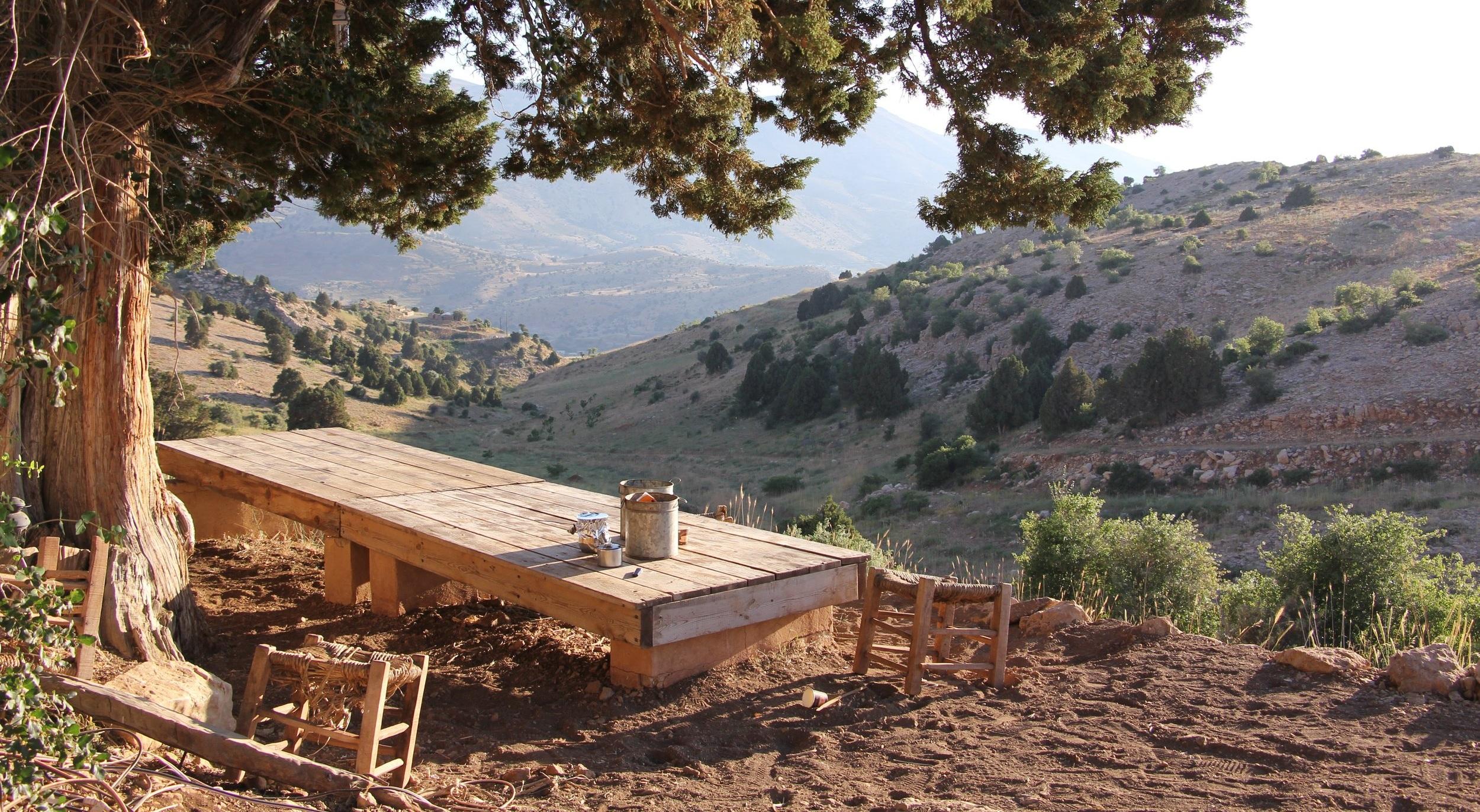 Lebanon - food + wine