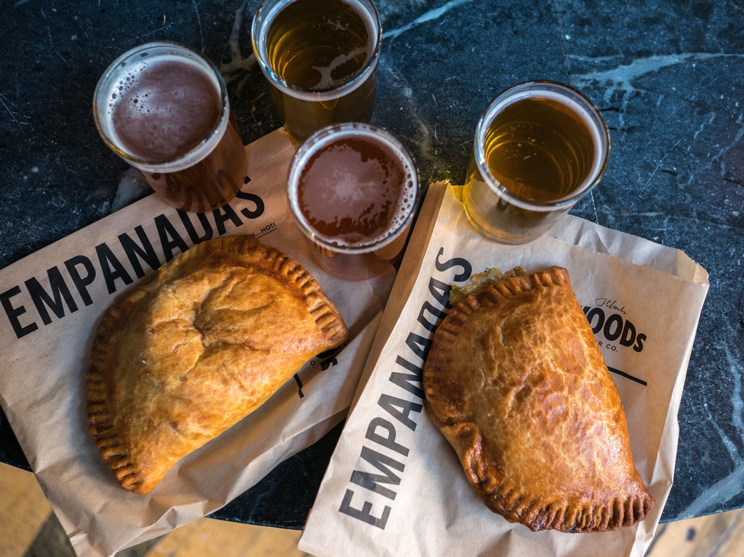 Beer-Empanadas
