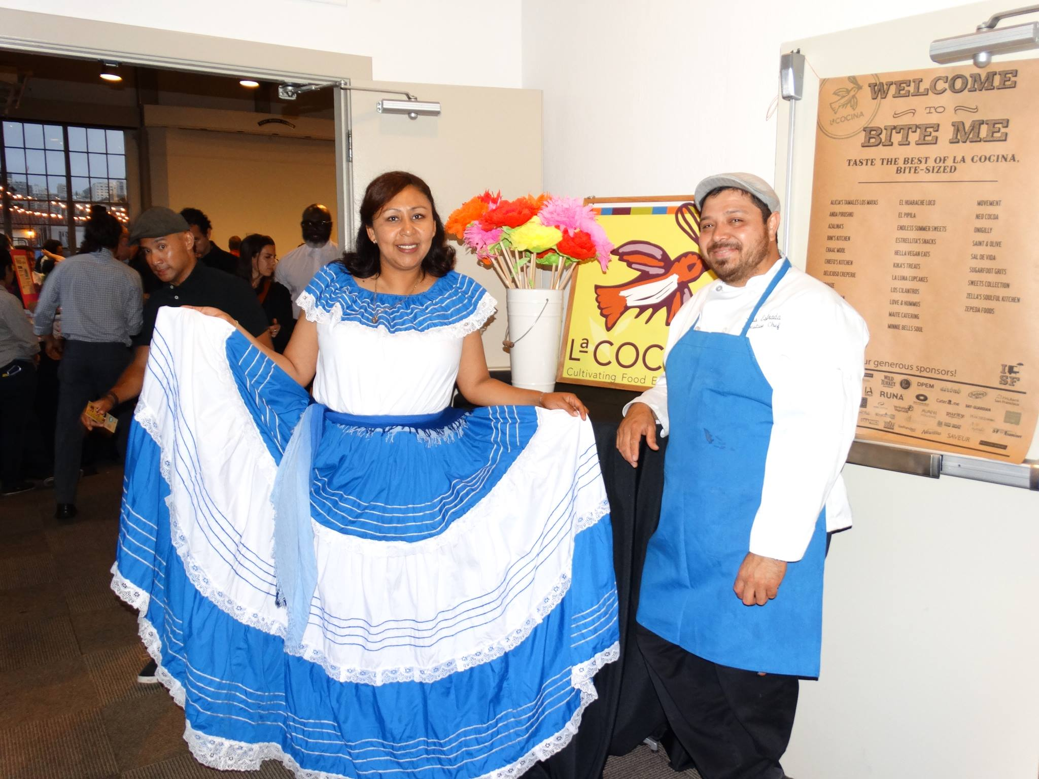 D'Maize is one of dozens of La Cocina businesses sharing their culture through food on both sides of the Bay.