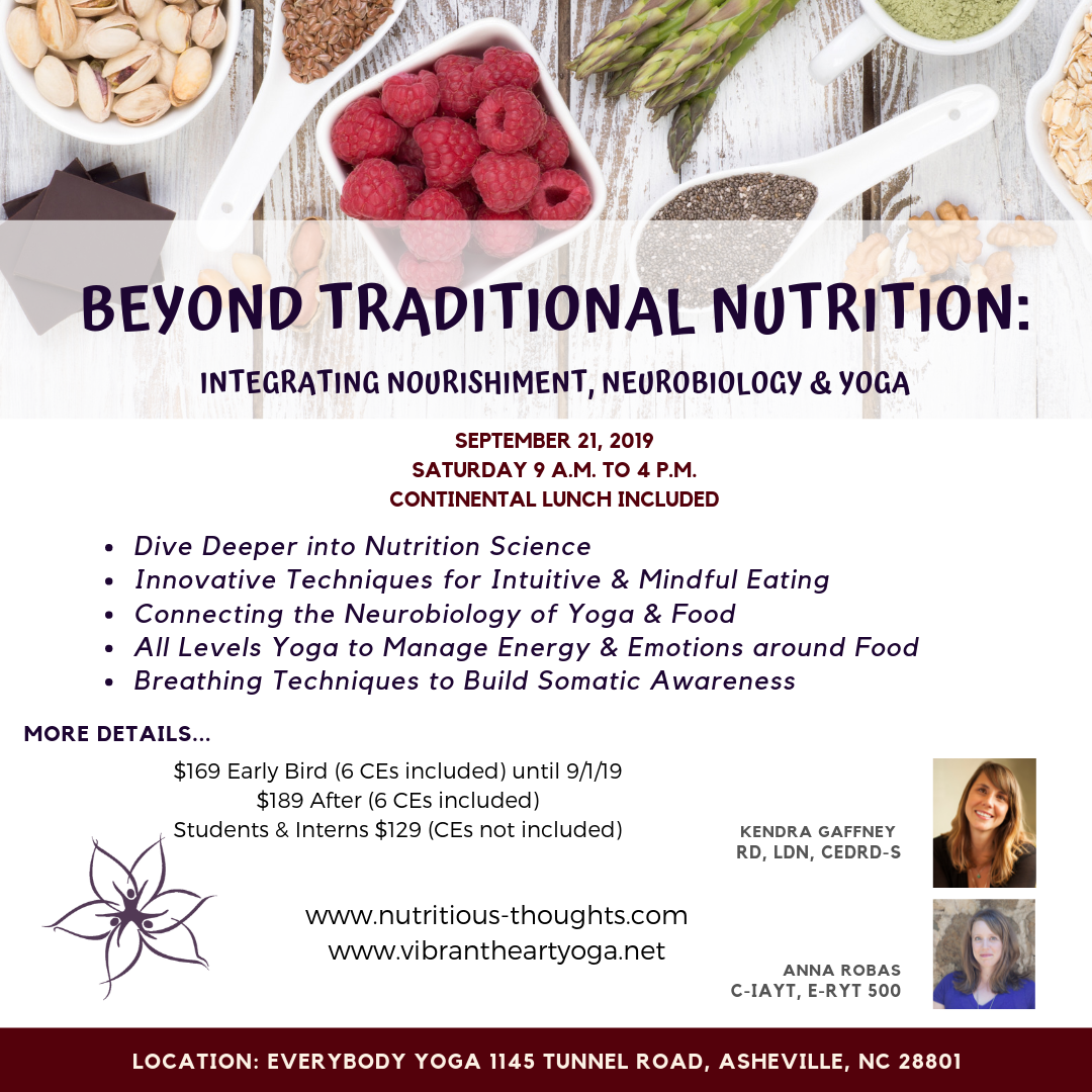 Beyond Traditional Nutrition