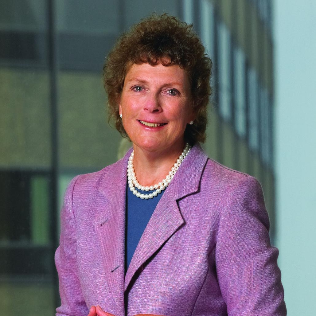 Sandra Urie, Chairman Emeritus, Cambridge Associates