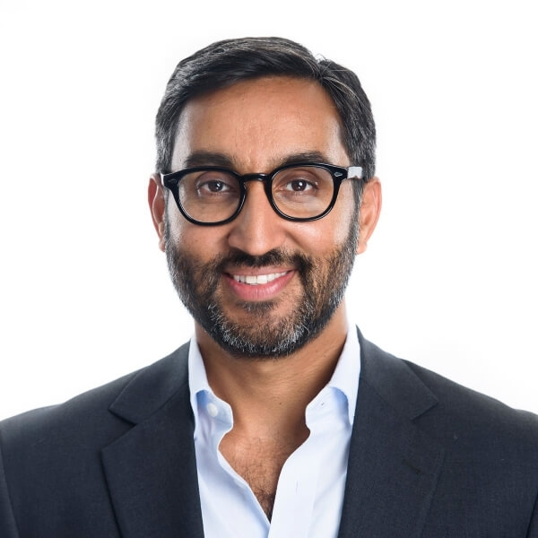 Shuaib Siddiqui, Director of Impact Investing, Surdna Foundation