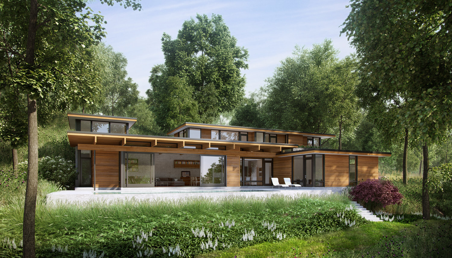 Best Companies For Mid Century Modern Prefab And Modular Homes Prefab Review