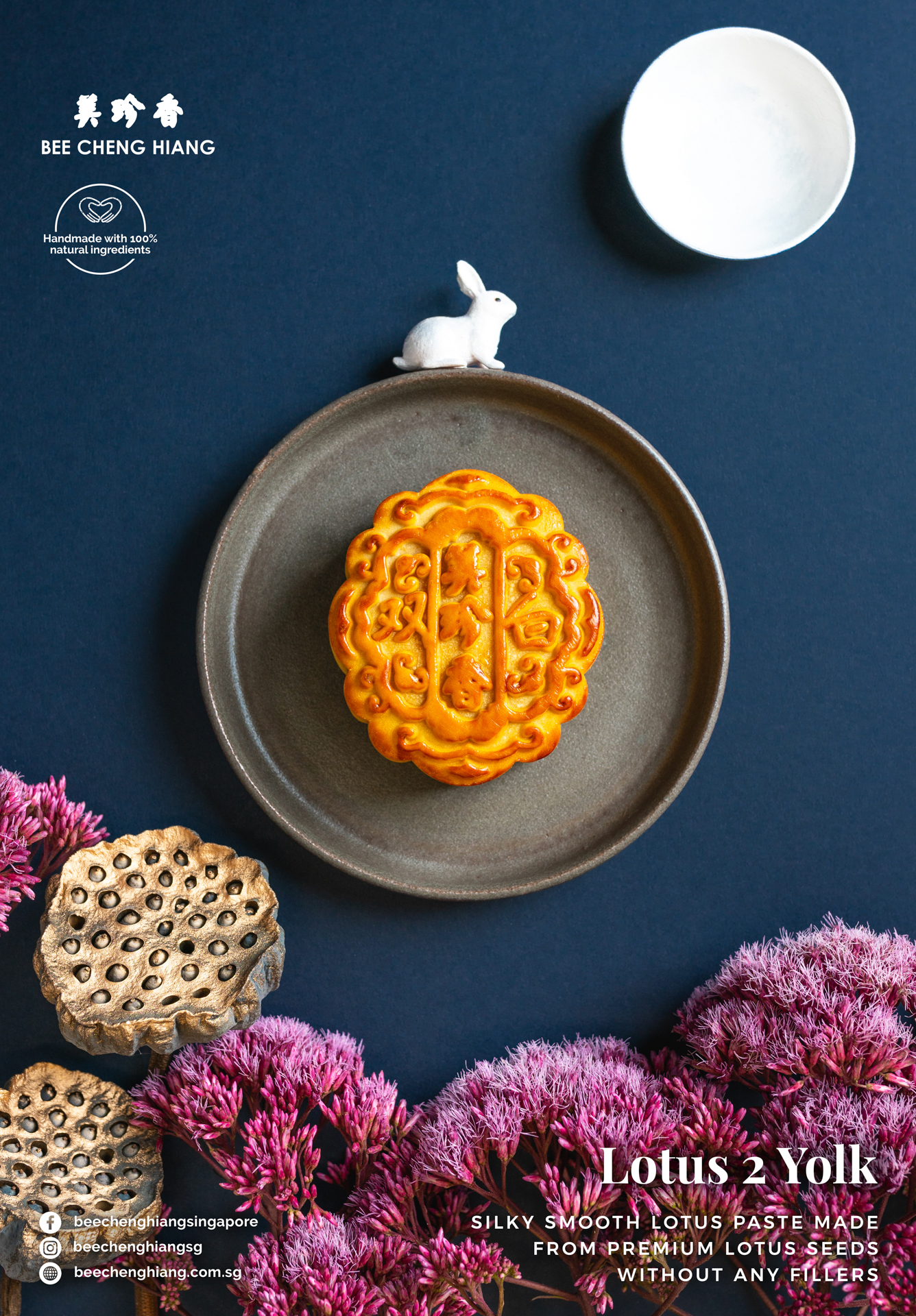 Bee Cheng Hiang Singapore - Food Photography & Food Styling by Alinea Collective Pte Ltd.