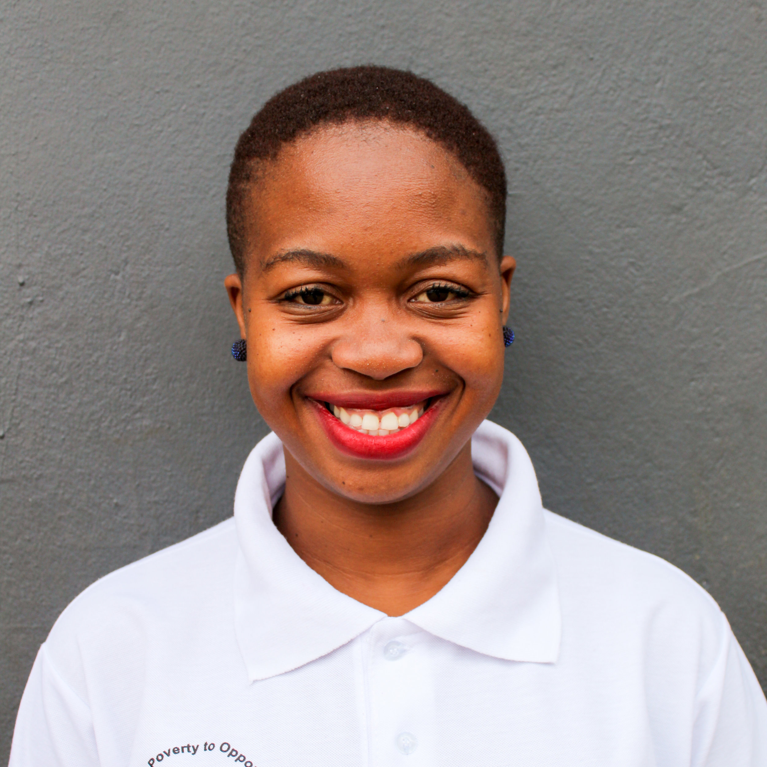 Keketso Baloyi: High School Program Coordinator    kbaloyi@kliptownyouthprogram.org.za   Keketso completed her matric in the year 2009 and joined KYP in 2015 as a volunteer tutor in the primary school program. Through her commitment and dedication, she was chosen to join KYP's Education Team. She has a Project management certificate from Wits University. Keketso has passion for working with children and youth and what motivates her is her desire to make a difference in her community.