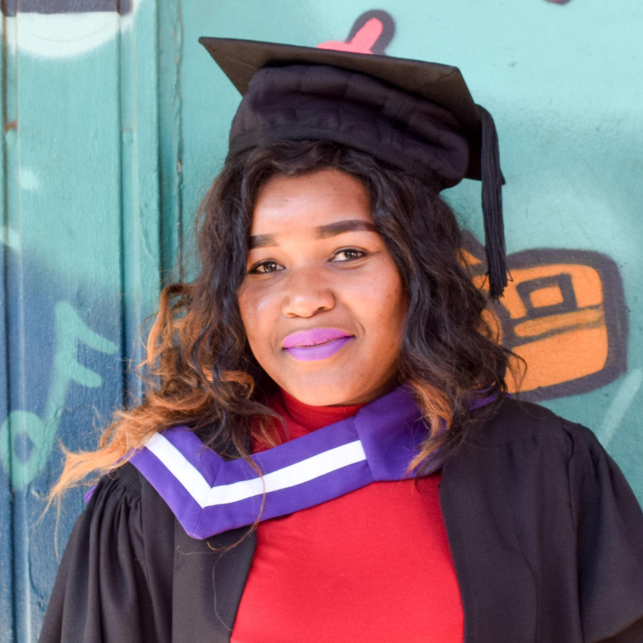 Hope Bvuma  University of Johannesburg, Public Management and Governance, Debt collector Vertex Solutions