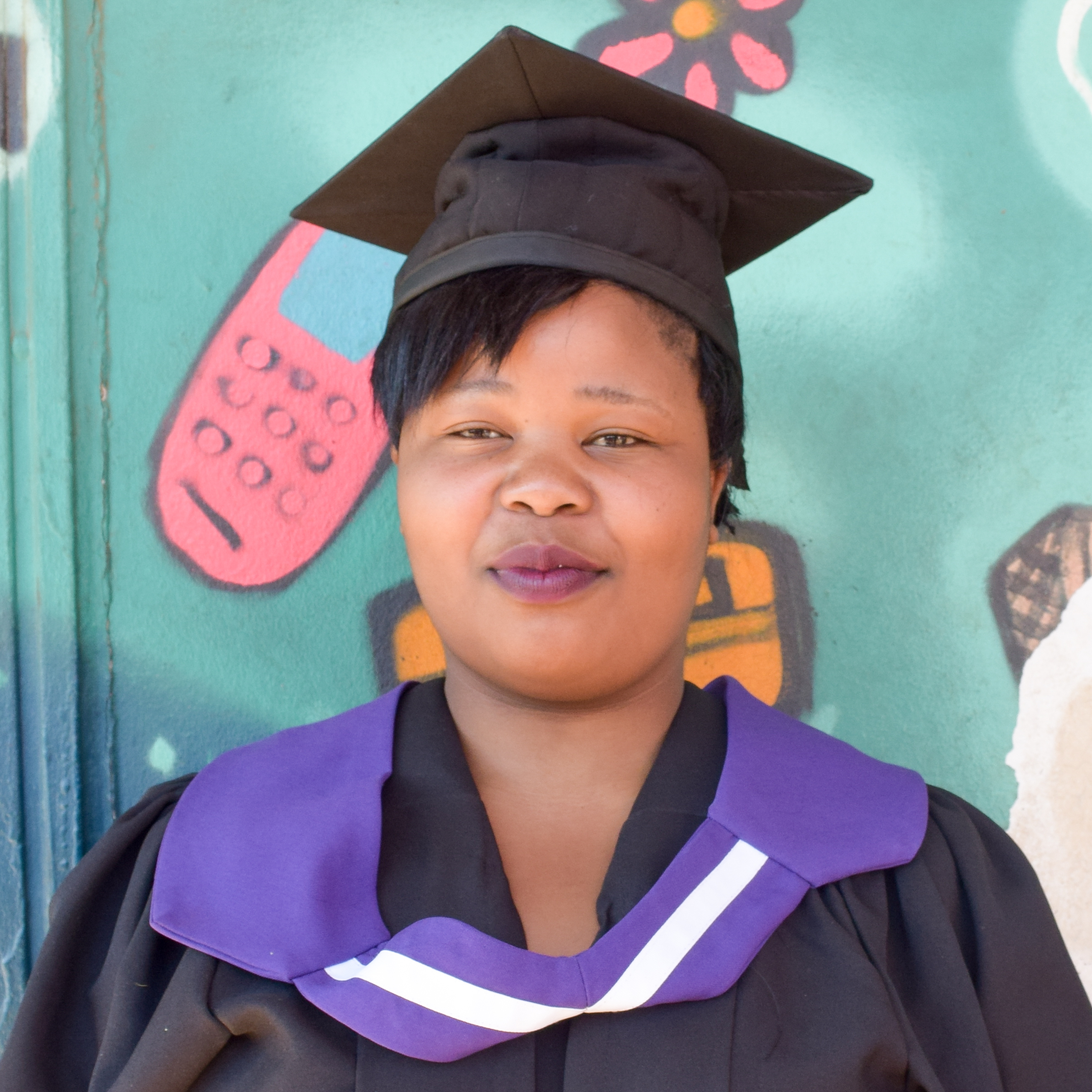 Lindiwe Manata  University Of Johannesburg, Public Management and Governance, Department of Infrastructure, systems and data administrator
