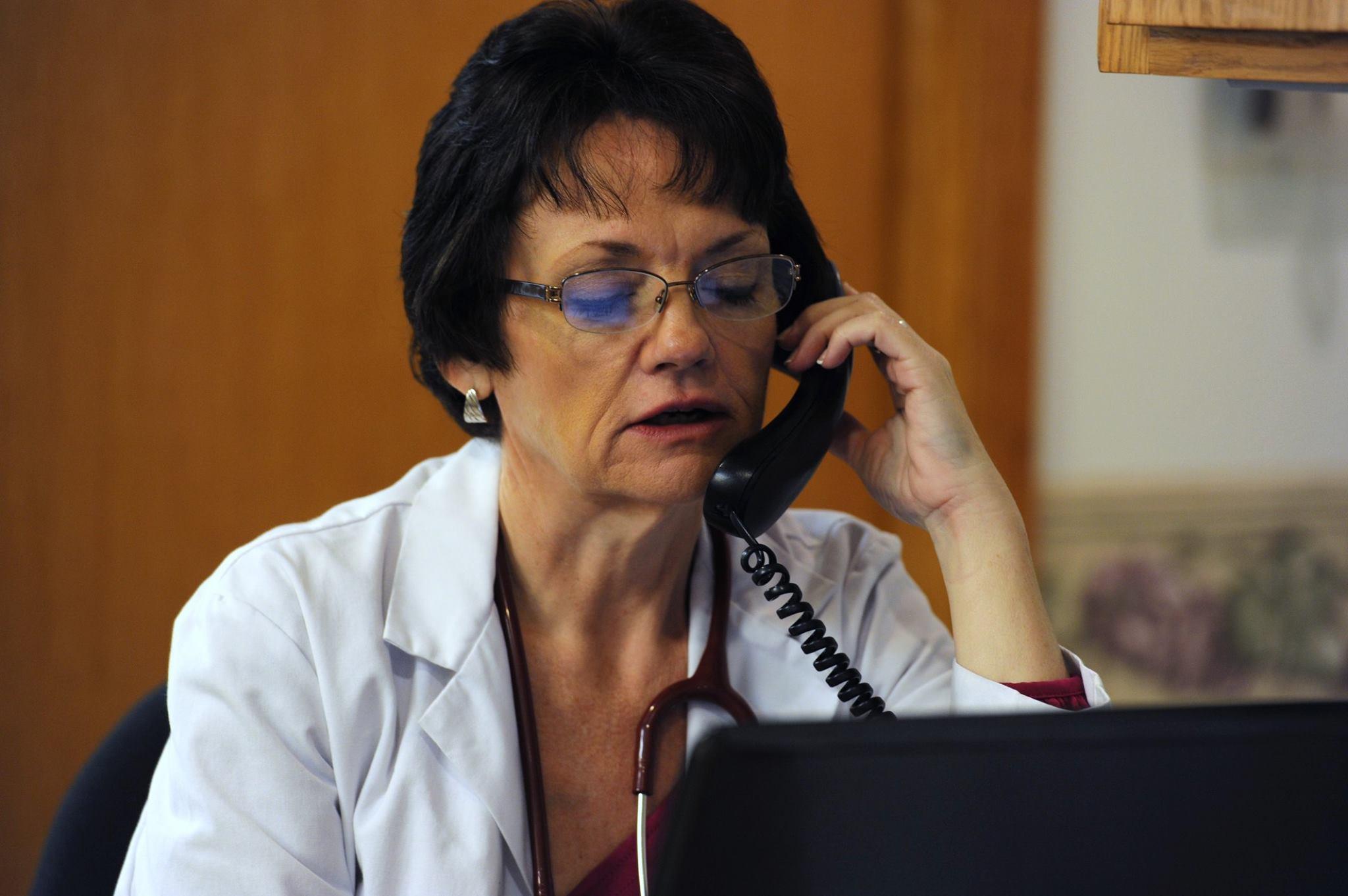 Dr. Rife on phone.jpg