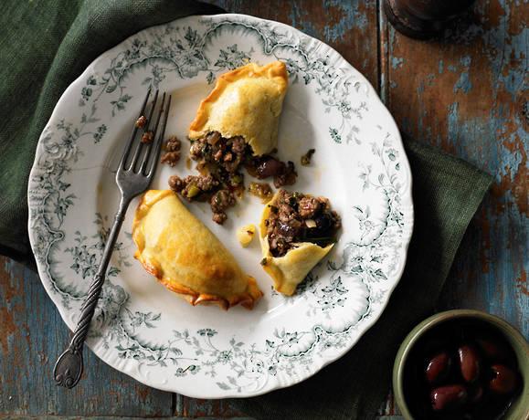 Beef & Olive Empanadas
