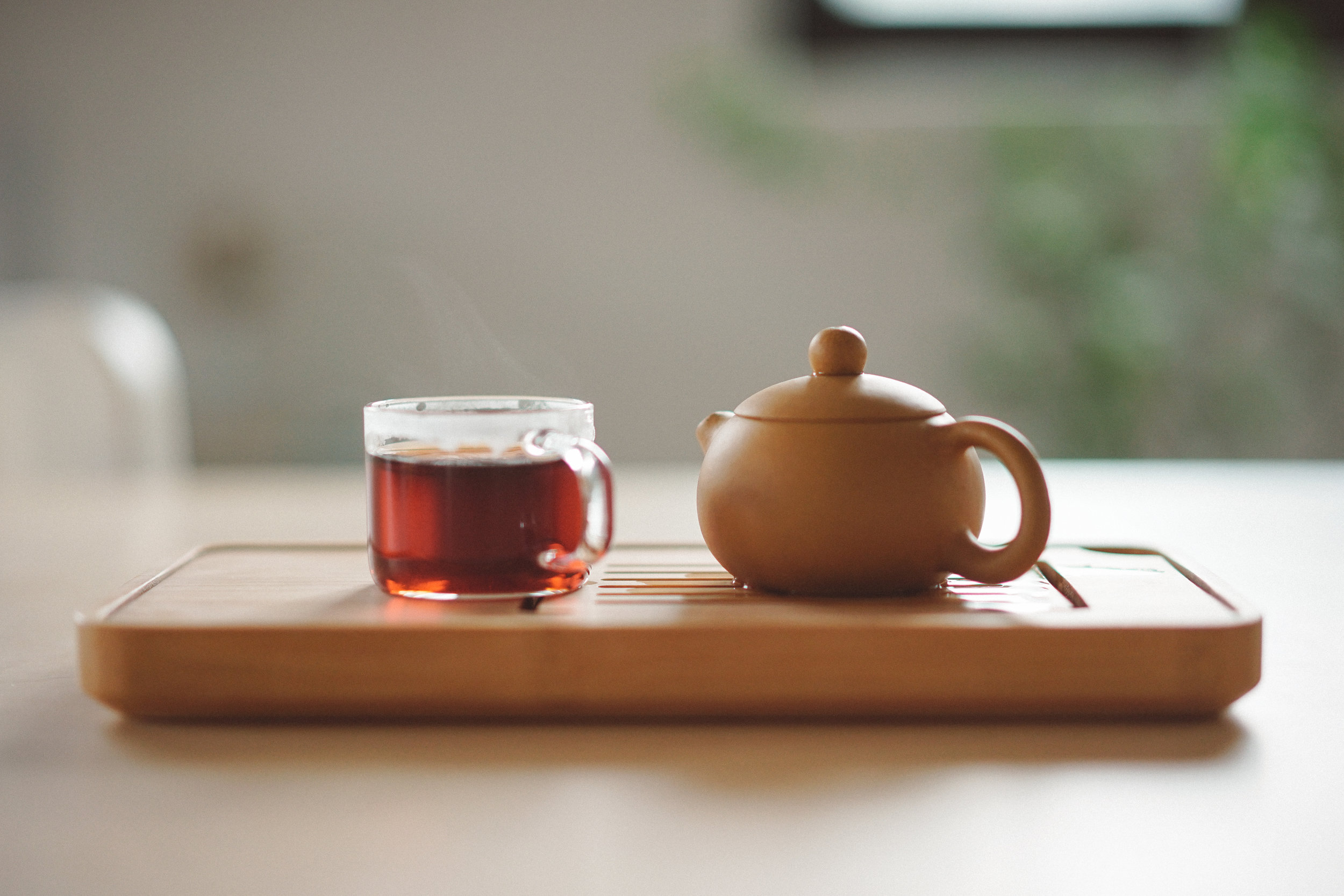 KEEP YOUR MEALS TANNIN FREE - It is better to drink tea and coffee between meals, rather than with your meals. The tannin in tea, and to lesser extent coffee, reduces the amount of iron we can use from food.