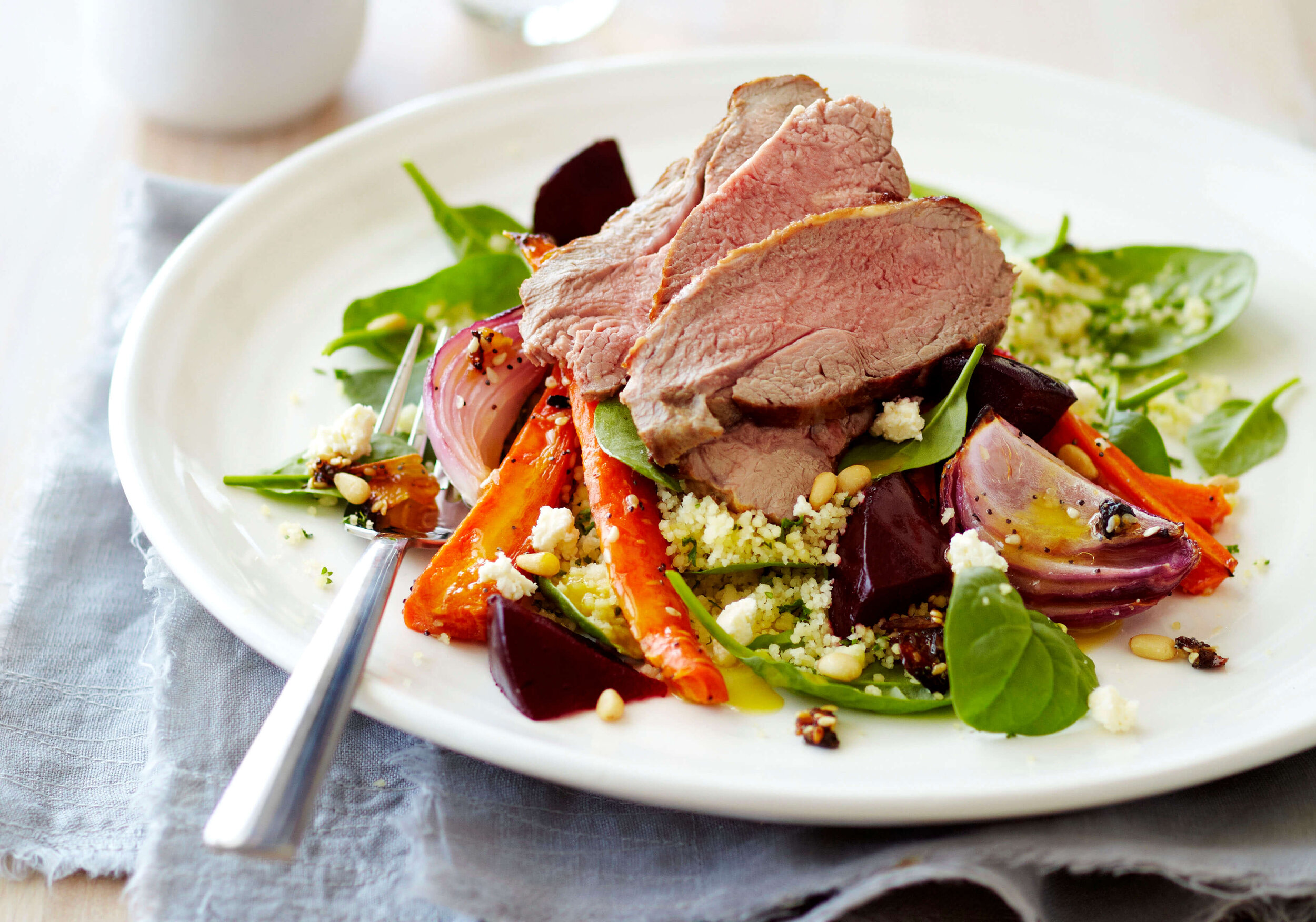 Warm Lamb, Carrot & Beetroot Salad.jpg
