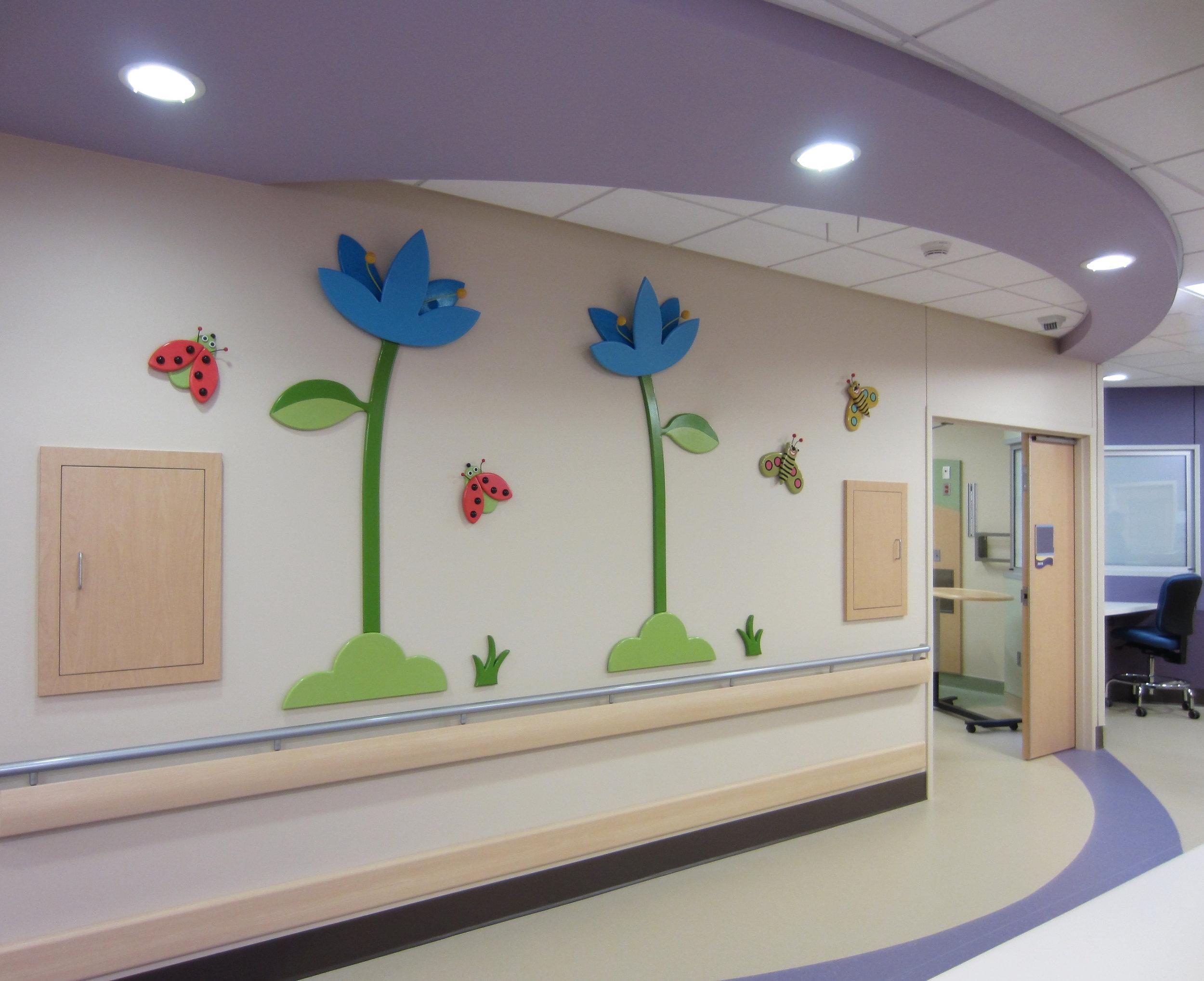 Dallas Children's Hospital installation