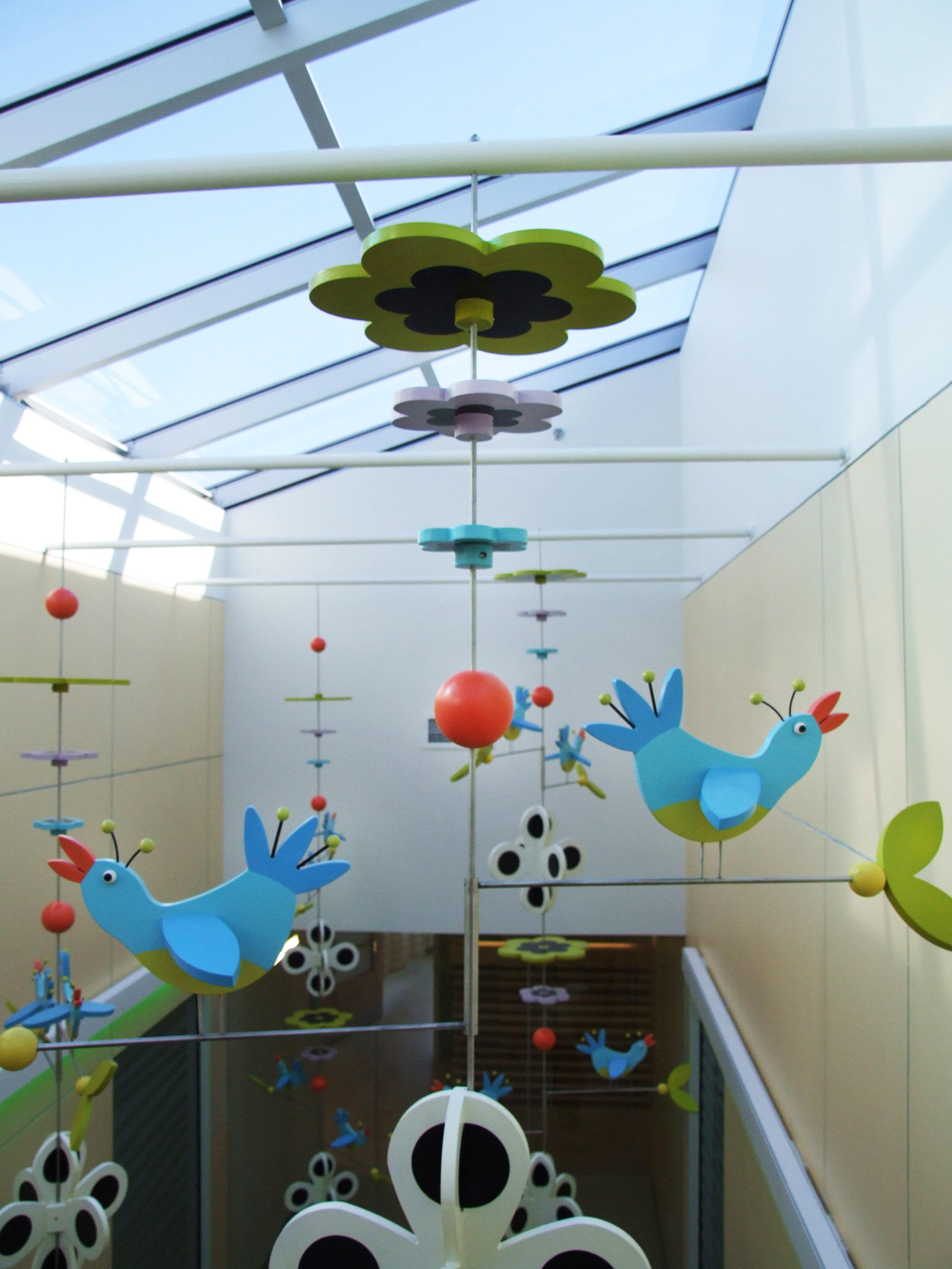 Bluebird atrium 5
