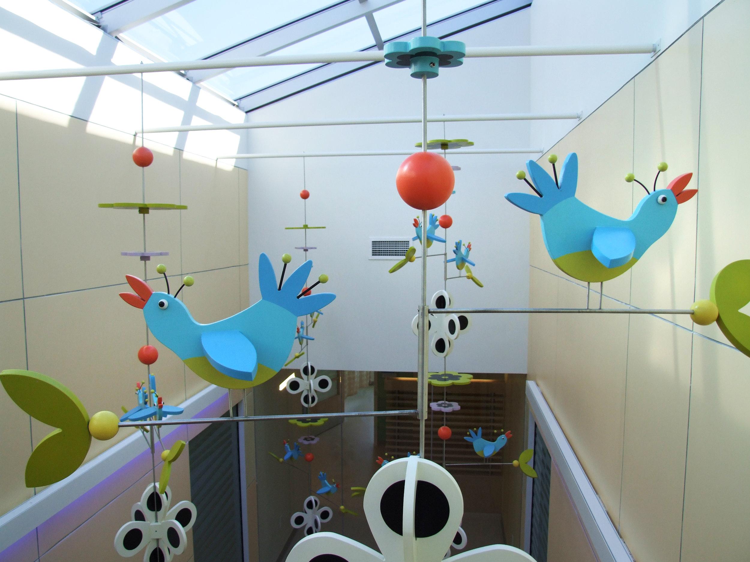 Bluebird atrium 1